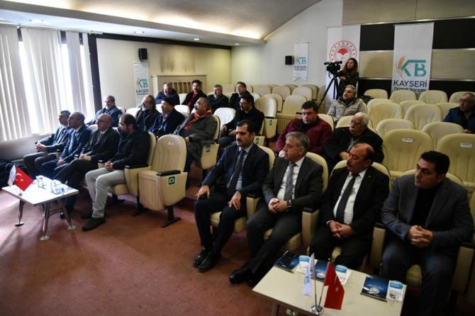 Kırmızı Et Sektörü Değerlendirme Toplantısı Yapıldı