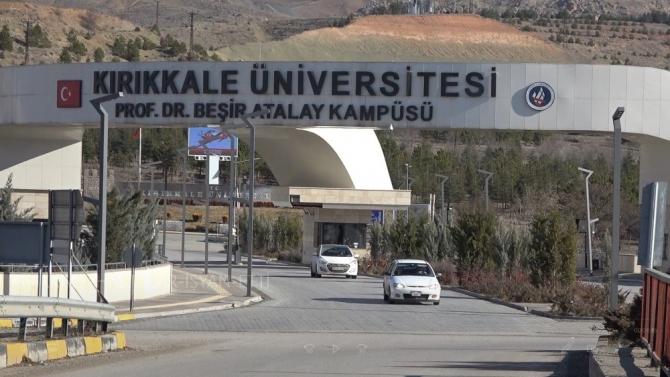 Kırıkkale Üniversitesinden 'yanlış iğne kör etti' iddialarına ilişkin açıklama