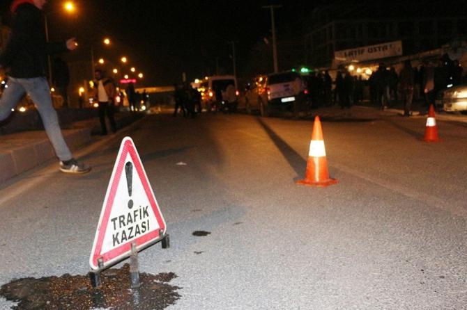 Mardin'de otomobilin çarptığı yaya hayatını kaybetti