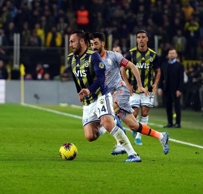 Süper Lig: Fenerbahçe: 0 - Başakşehir: 0 (İlk yarı)