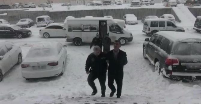 Van'da 6 şüpheli gözaltına alındı