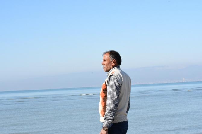 Denizde kaybolan bekçiden 16 gündür haber yok