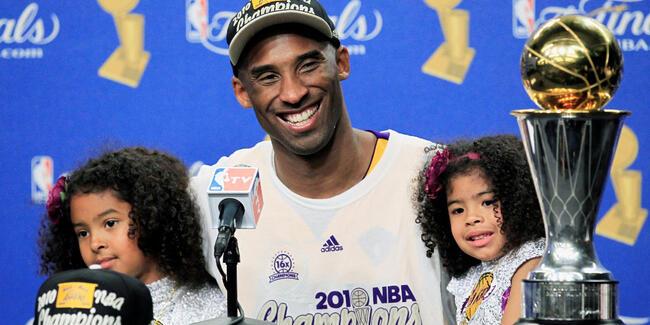 Efsane basketbolcu Kobe Bryant hayatını kaybetti