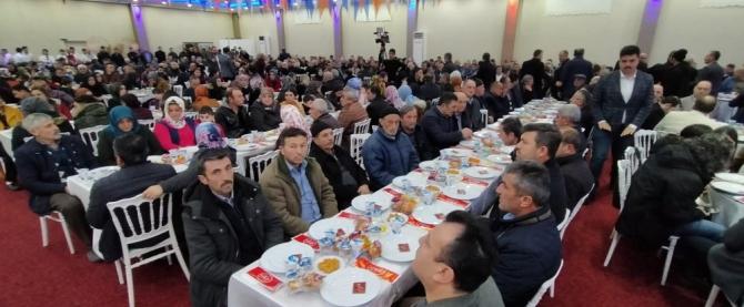 AK Partili Kaya'dan istişare toplantısı