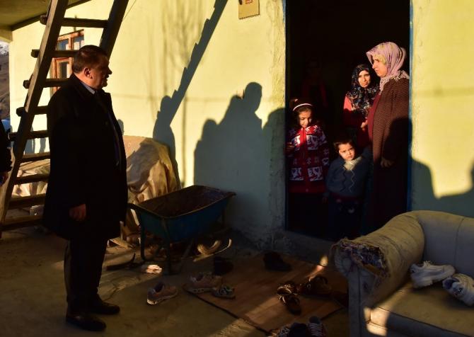 Malatya'da deprem seferberliği