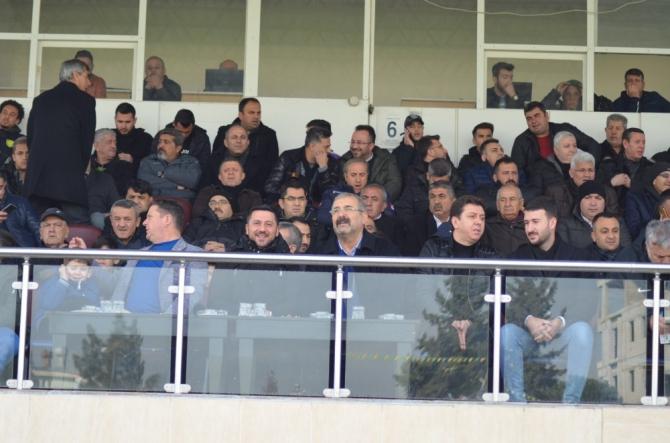 TFF 3. Lig: Osmaniyespor FK: 3 - Nevşehir Belediyespor: 2