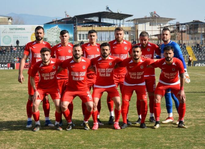 TFF 3. Lig: Nazilli Belediyespor: 2 - Kelkit Belediyspor:1