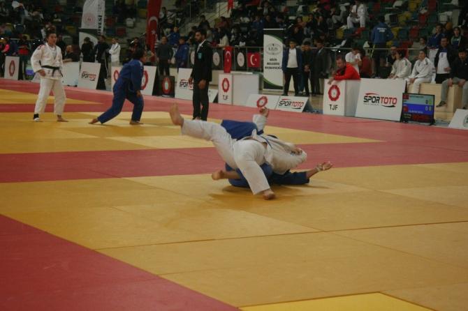 Spor Toto 2020 Ümitler Türkiye Judo Şampiyonası sona erdi