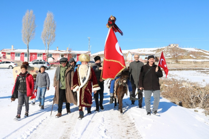 Yozgat'ta 'saya gezmesi' geleneği yaşatılıyor