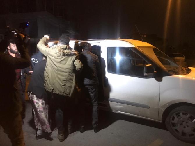 Üsküdar'da silahlı kavga kanlı bitti