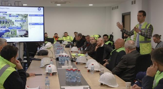 ASO ve Türk tedarikçiler Akkuyu NGS'de