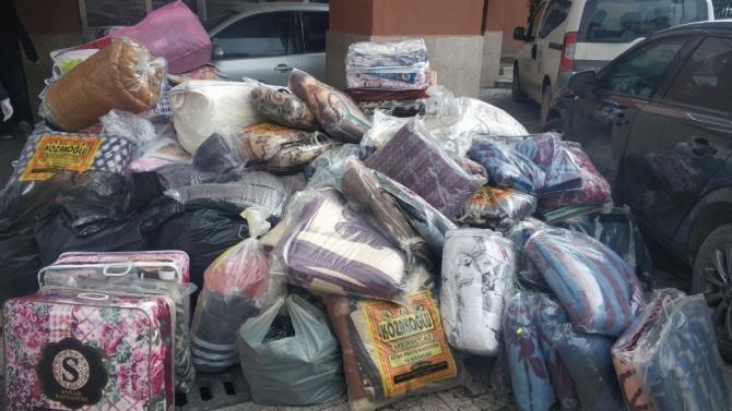 Emirdağ'dan deprem bölgesine yardım
