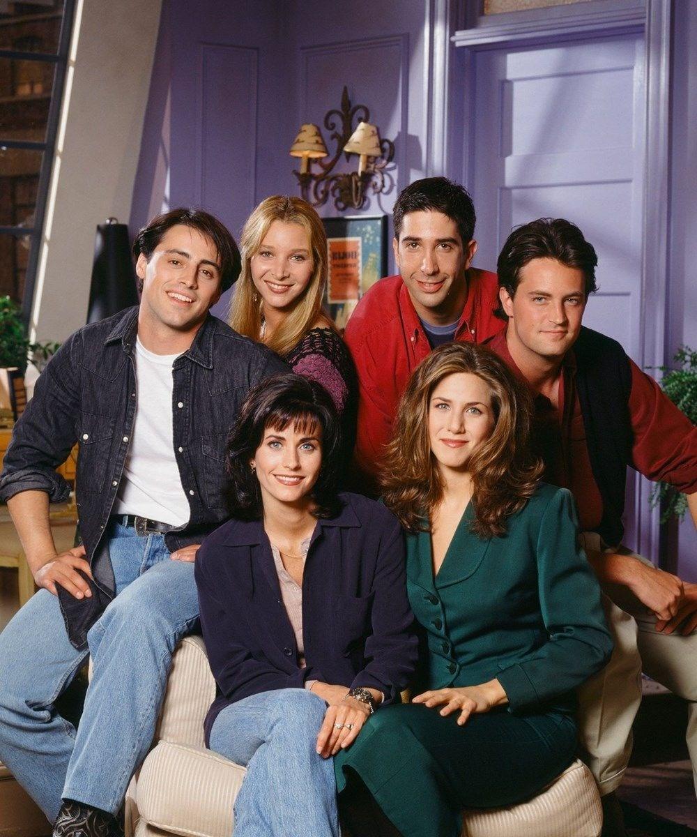 Friends dizisi geri dönüyor! Bölüm kesinleşti