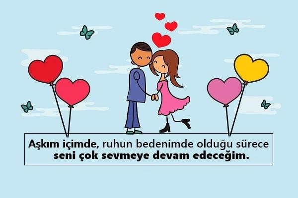 Sevgililer Günü mesajları 2021 | 14 Şubat Sevgililer Günü mesajları 2021