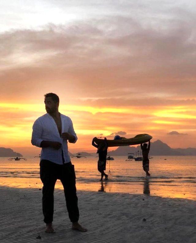 Burçin Terzioğlu ile spor eğitmeni Umut Duygu ilişkisi belgelendi