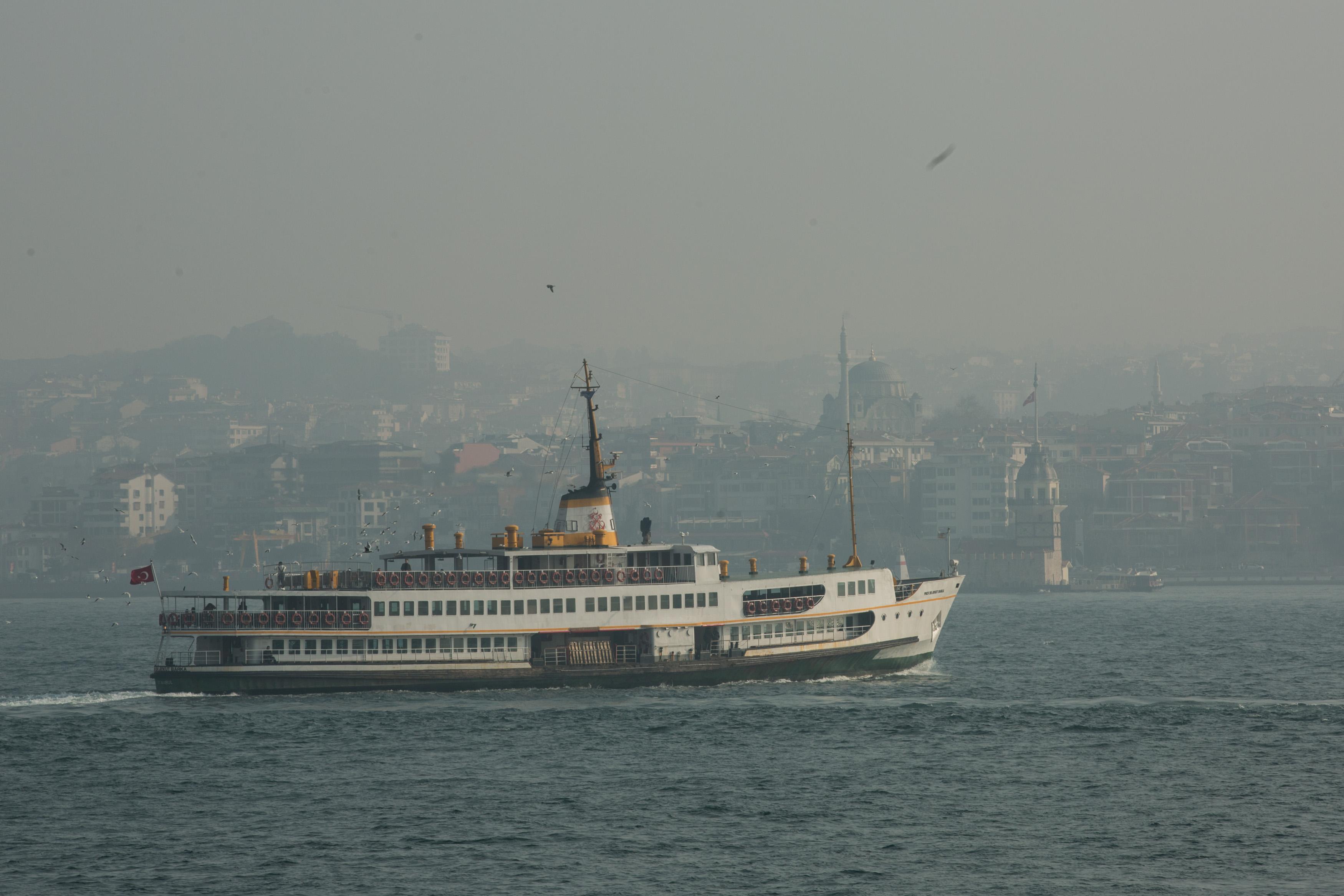İstanbul için korkutan hava kirliliği açıklaması! O ilçelerde yaşayanlar tehlikede...