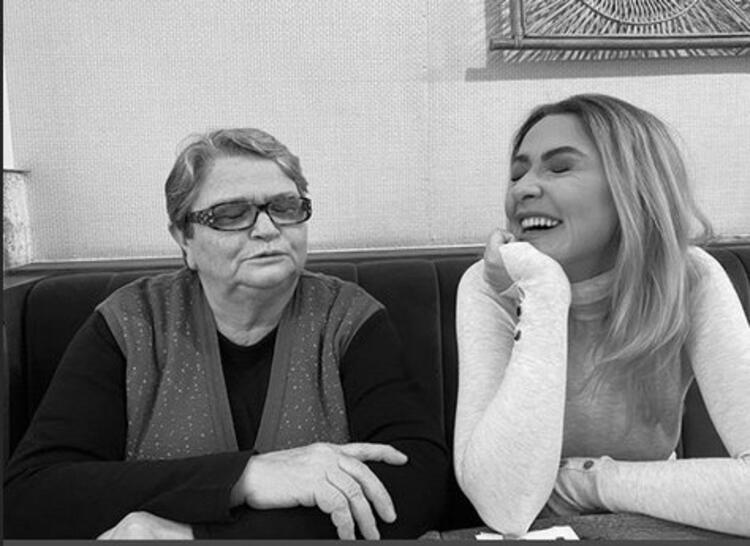 Hadise'den duygusal anne paylaşımı