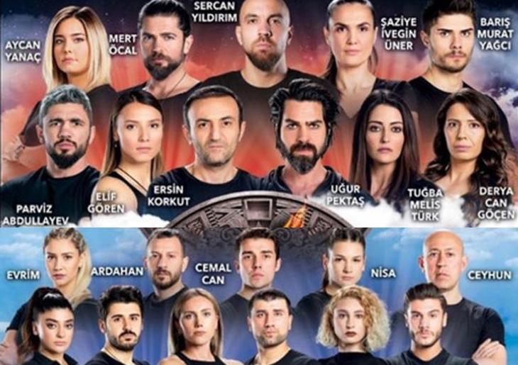 Survivor 2020 dokunulmazlığı hangi takım -kim kazandı 22 Şubat Cumartesi?