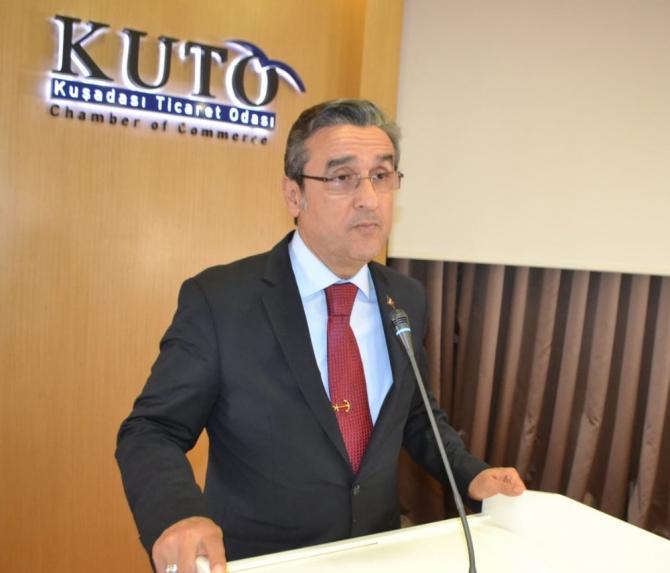 Bağımlılıkla mücadele seminerleri KUTO'da yapıldı