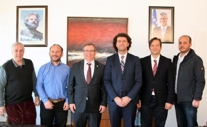 Trakya Üniversitesi, Balkanlar ağını genişletmeye devam ediyor