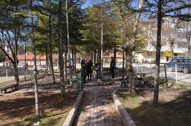 Bursa Büyükşehir Belediyesi'nden peyzaj ve park bahçe desteği