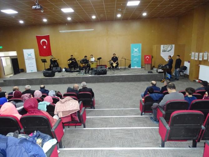 Hisarcık'ta 'Grup Yürüyüş' coşkusu
