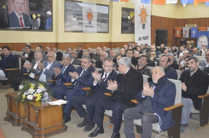 AK Parti Kütahya kongrelerine Tunçbilek beldesinden start verdi