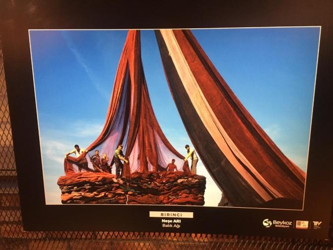 Beykoz Belediyesi 1. Fotoğraf Yarışmasında ödüller sahiplerine kavuştu
