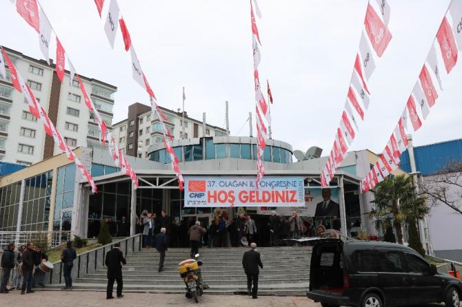 CHP Samsun İl Başkanlığında kongre heyecanı