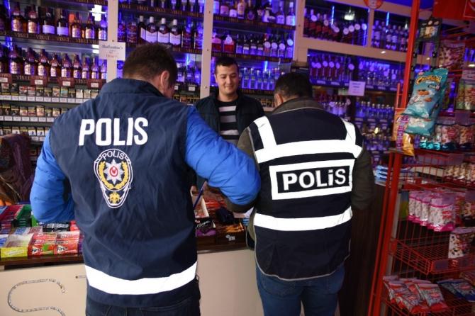 İçişleri Bakanlığından yasadışı bahis, sahte alkol ve kumar-oyun makinelerine dev uygulama