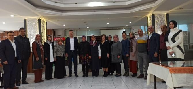 Eğitim-Bir-Sen Kadın Komisyonu Ispartalı kadınları buluşturdu