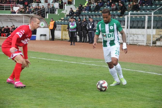 TFF 1. Lig: Giresunspor: 0 - EH Balıkesirspor: 3