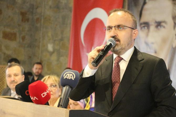 "Bülent Turan'dan CHP'ye: ""Kongrede Demirtaş'ı eş genel başkan seçin"""
