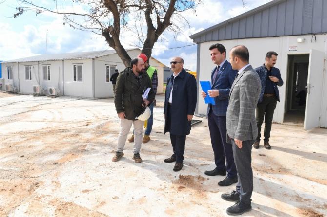 Adana'ya Geri Gönderme Merkezi yapılıyor