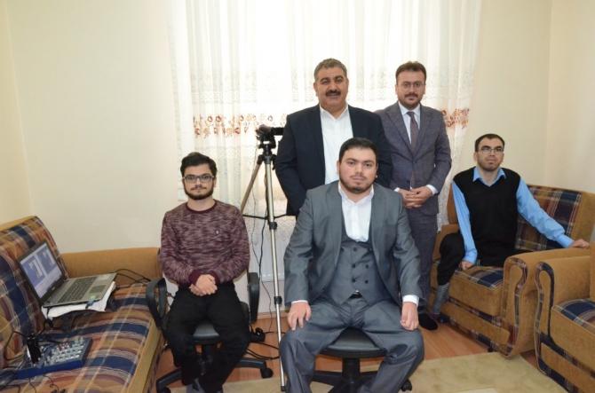 Başkan Sunar Vizyon Medya'da üç özel kardeşin konuğu oldu