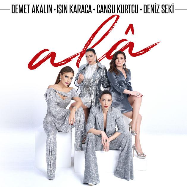 Demet Akalın ve Işın Karaca'nın ortak şarkısı 'Ala' çıktı