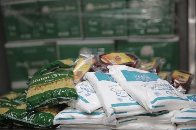 Çölyak hastalarına ücretsiz glutensiz gıda yardımı