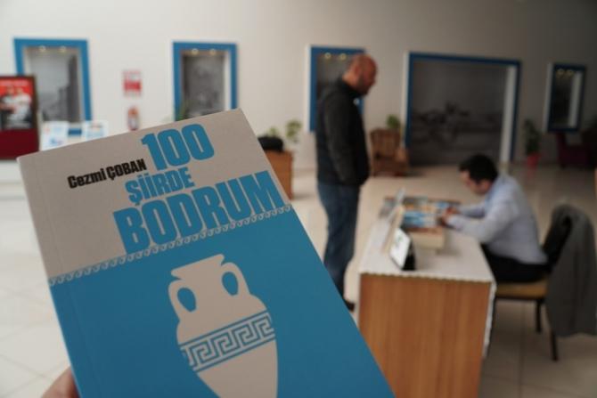 '100 Şiirde Bodrum' için imza günü