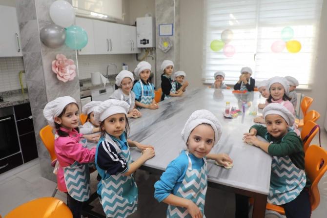 Eyüpsultan Belediyesinin Anne Çocuk Atölyeleri başladı