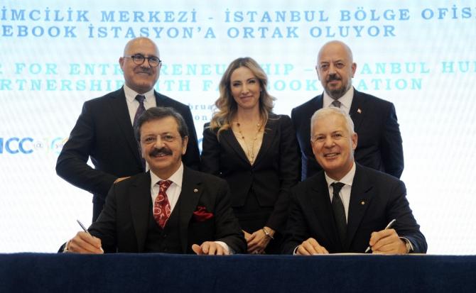 ICC Girişimcilik Merkezi İstanbul Bölge Ofisi açıldı