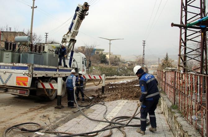 Eski Hasankeyf'in 42 yıllık elektrik serüveni sona erdi