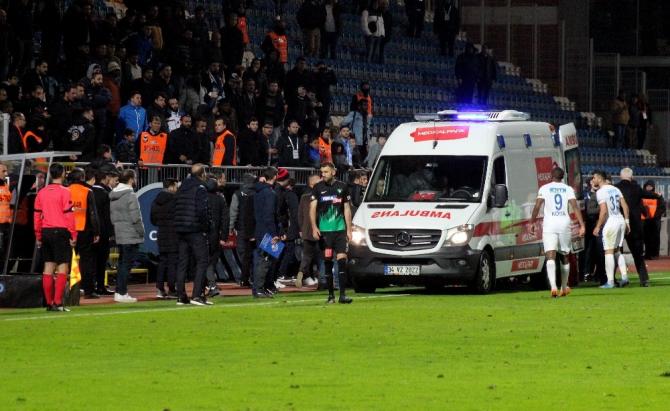 Nursal Bilgin hastaneye kaldırıldı