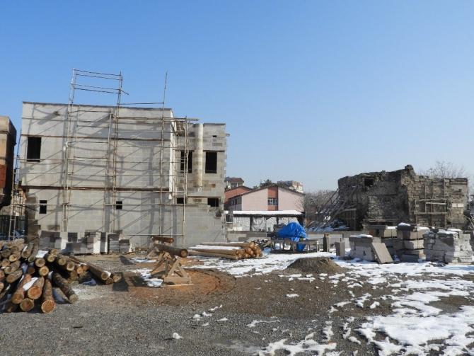 Kayseri Mahallesi Büyüyor