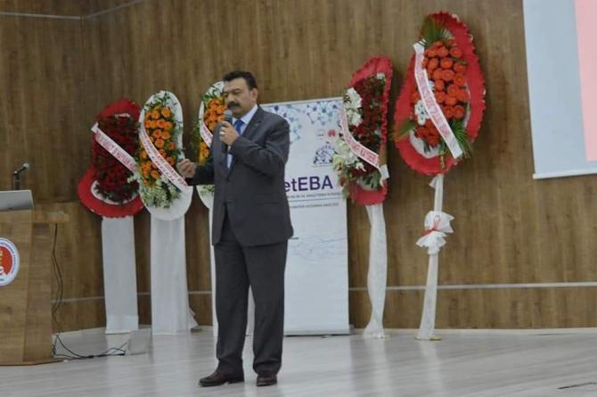 Başkan Aydemir öğrencilere et ve et ürünlerini anlattı