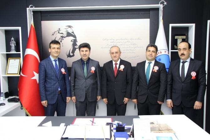 Kilis'te Vergi Haftası etkinliği