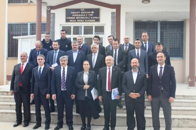 """Komisyon Başkanı Ayman: """"Türkiye insan hakları meselesinde süper ligde olan bir ülke"""""""