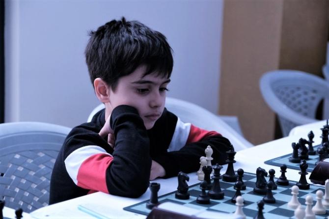 Seyhan'da satranç şöleni