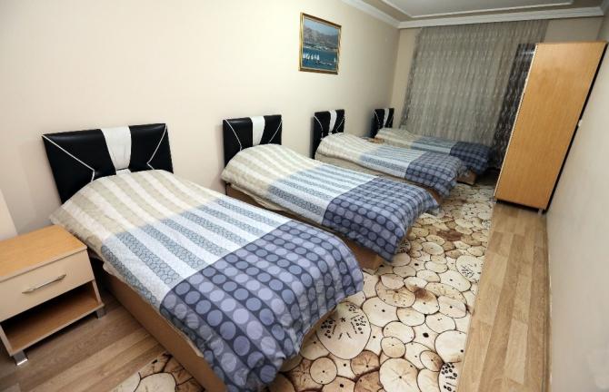 Van Büyükşehir misafirhanesini depremzedelere açtı