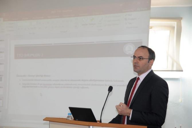 Teknoloji Transfer Ofisi 2020 bahar dönemi etkinlikleri başladı