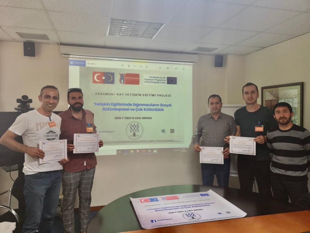 Tuzla Halk Eğitimi Merkezi Kültürel Bütünleşme için İspanya'yı ziyaret etti